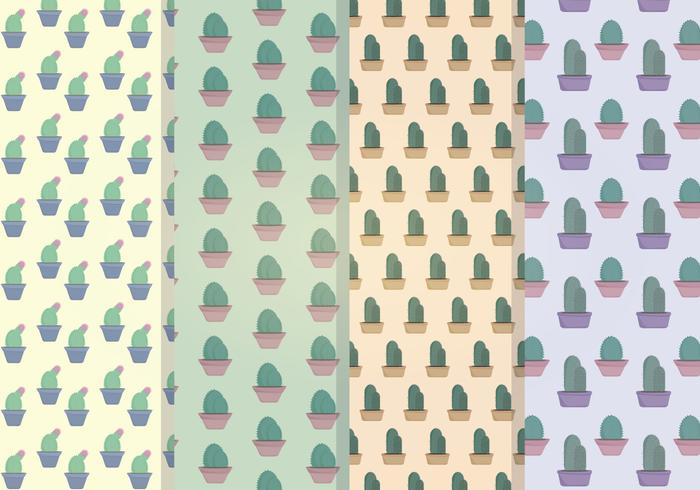 Vector Patterns Seamless