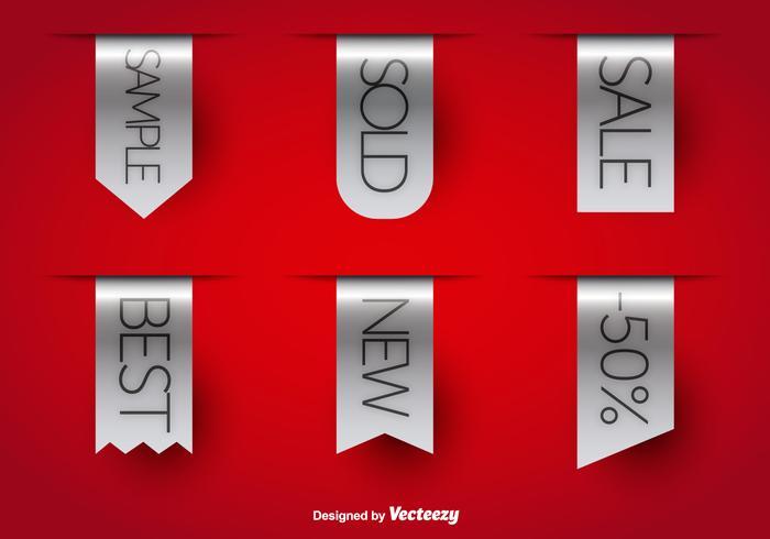 Sale gray labels