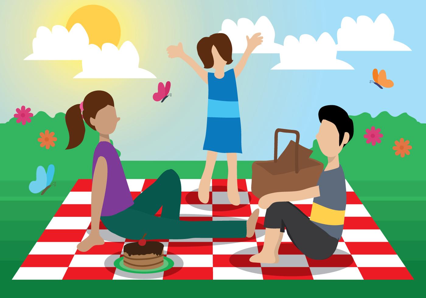 family picnic clipart - photo #45