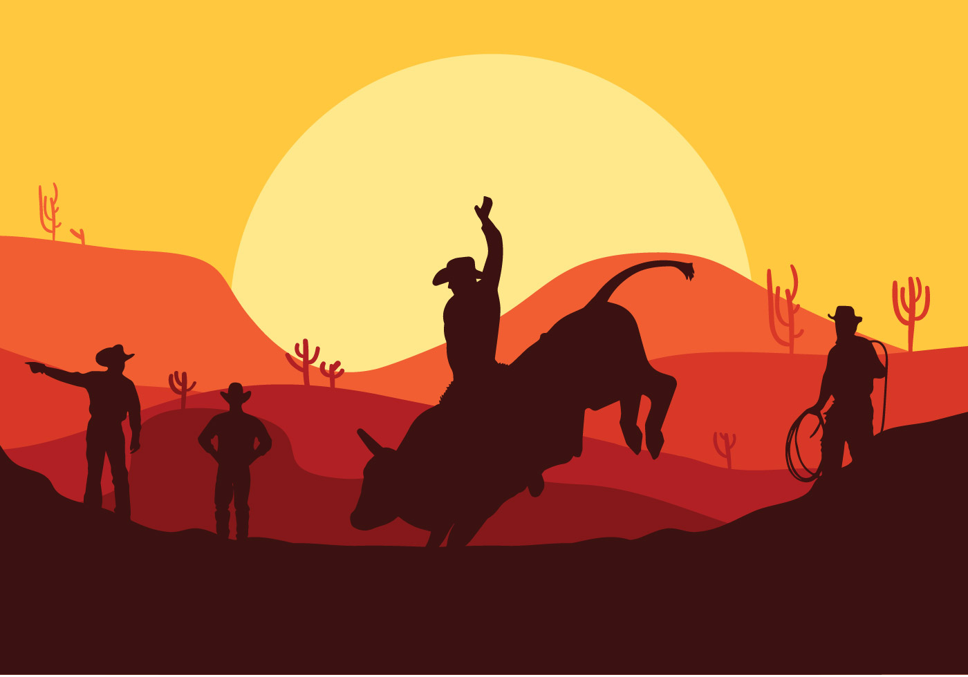 bull rider vector download free vector art  stock bull riding clip art black and white bull riding clip art free