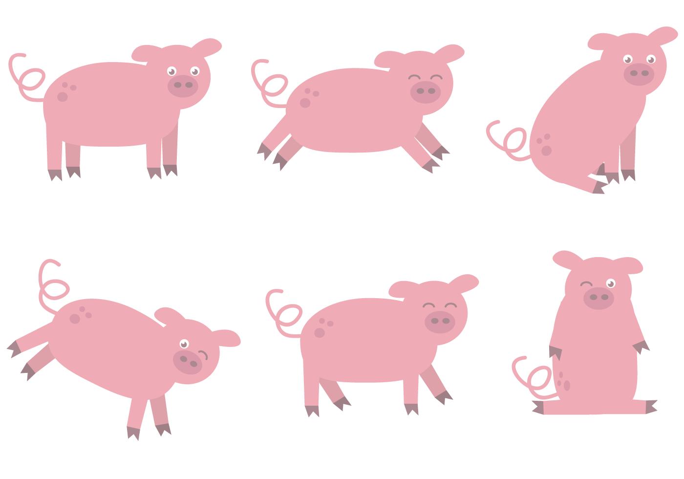 Niedlich Free Pig Malvorlagen Ideen - Malvorlagen Von Tieren - ngadi ...