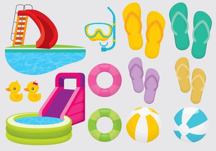 Aquatic Summer Items