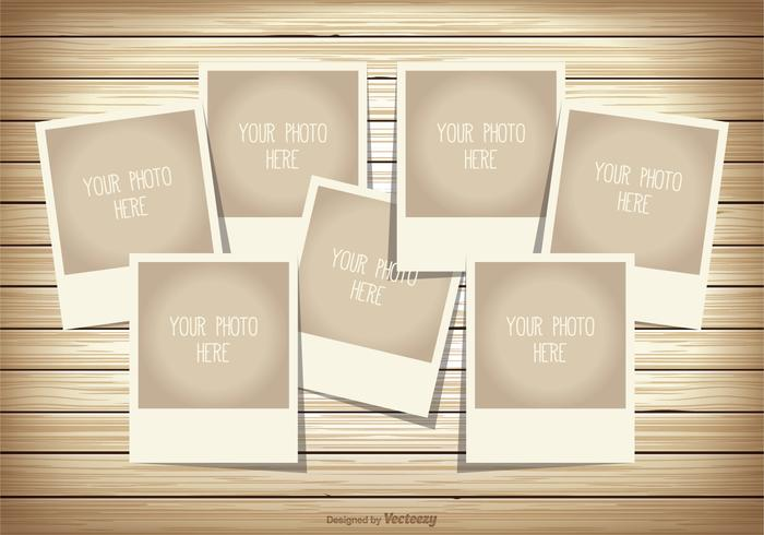 Photo Collage Template  Download Free Vector Art Stock Graphics