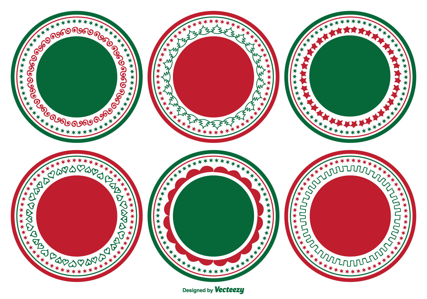 Christmas Labels Free Vector Art 35 935 Free Downloads