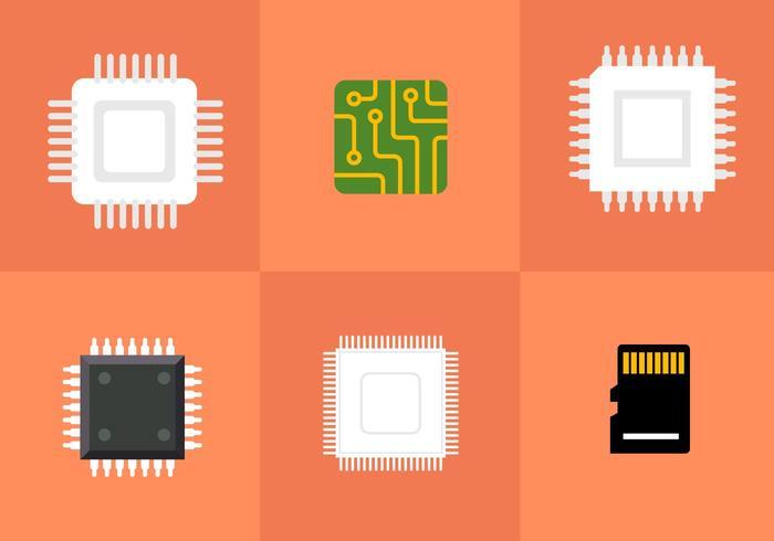 Microchip Vectors