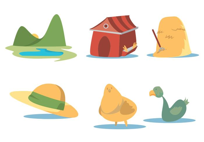 Early Bird Vector Set