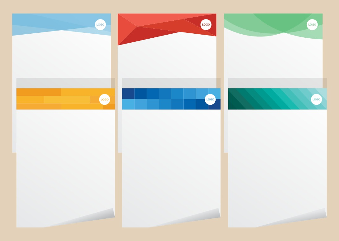 Free Letterhead Vector Art Images Graphics 44754 Free Downloads