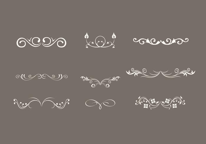 Embellishment Vector Elements