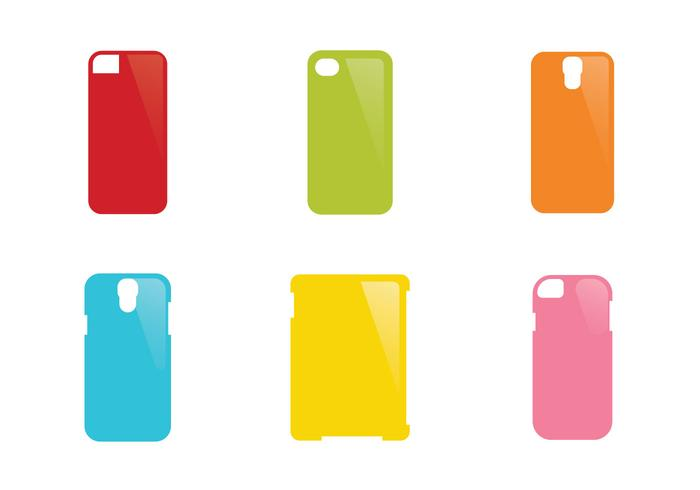 Free phone case Vector Illustration