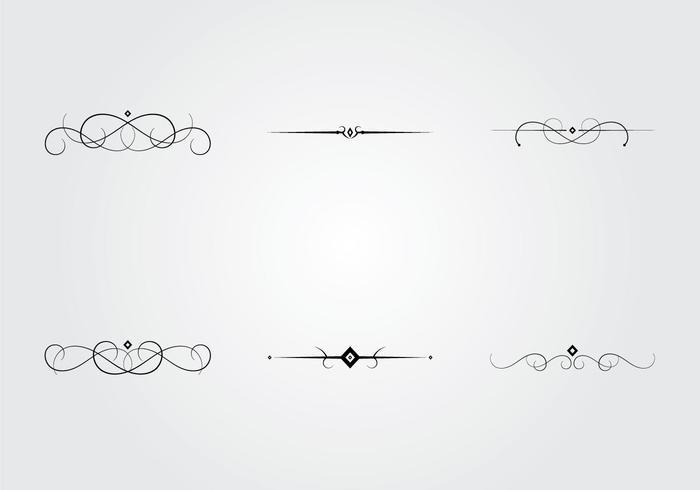 Free Monograms Vector Icon