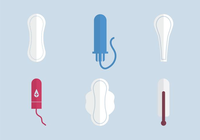 Free Tampon Vector Illustration
