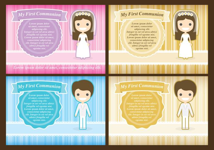 Communion Templates
