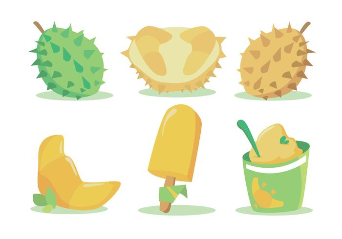 Durian Vector Set