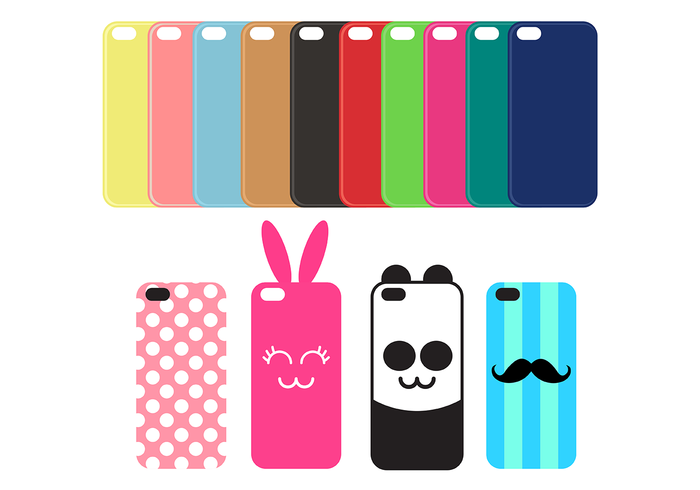 Free Phone Case Vector