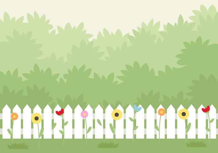 Free Garden Vector  Download Free Vector Art, Stock Graphics & Images