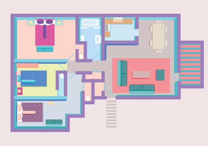 Floorplan Vector