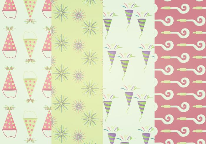 Vector Party Patterns