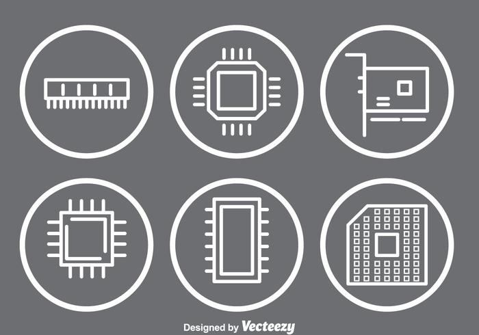 Microchip Icons