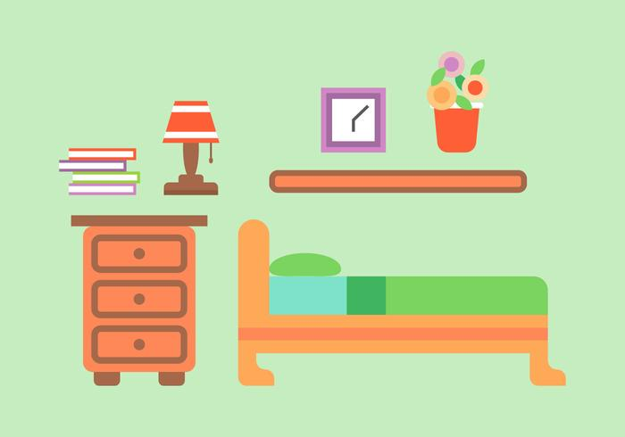 Free Kids Room Vector Icons #25