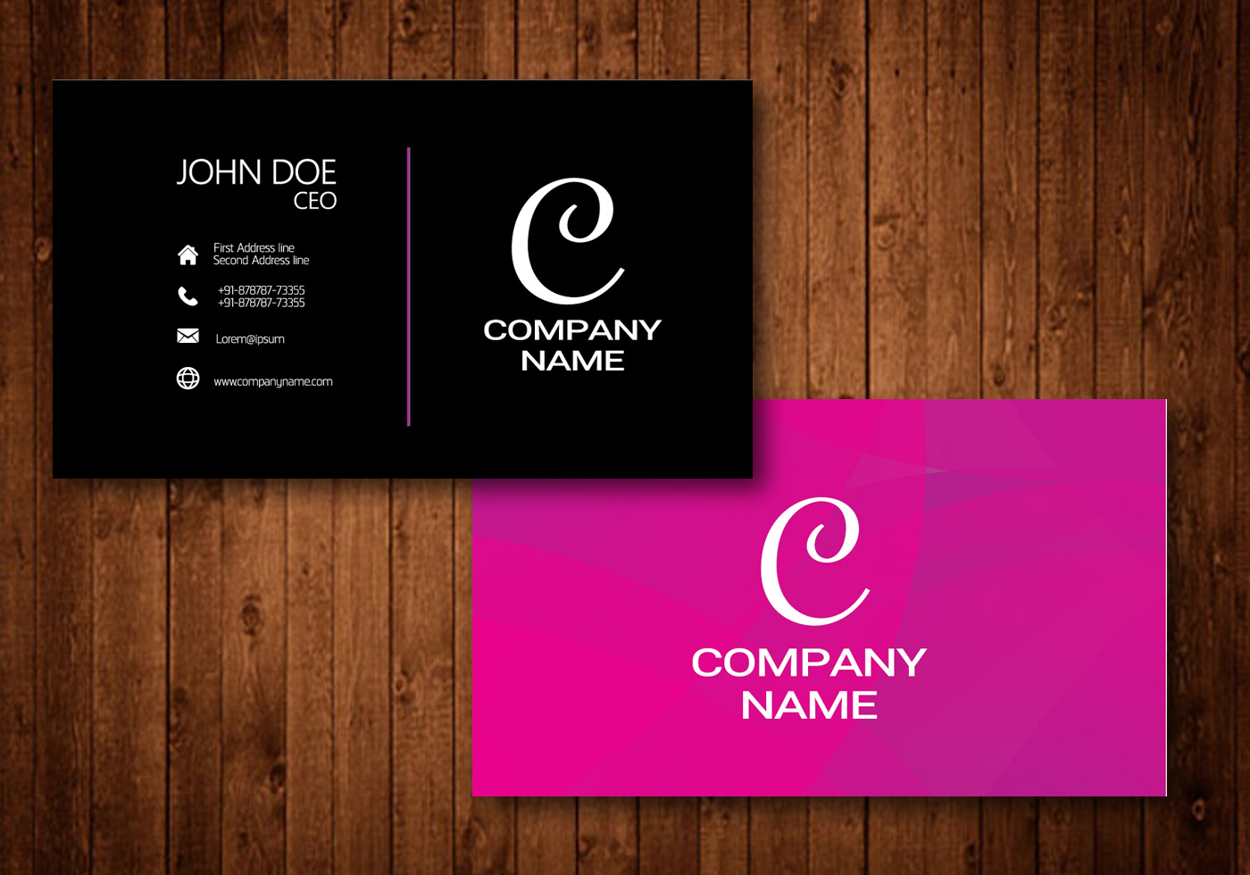 business cards backgrounds - photo #34