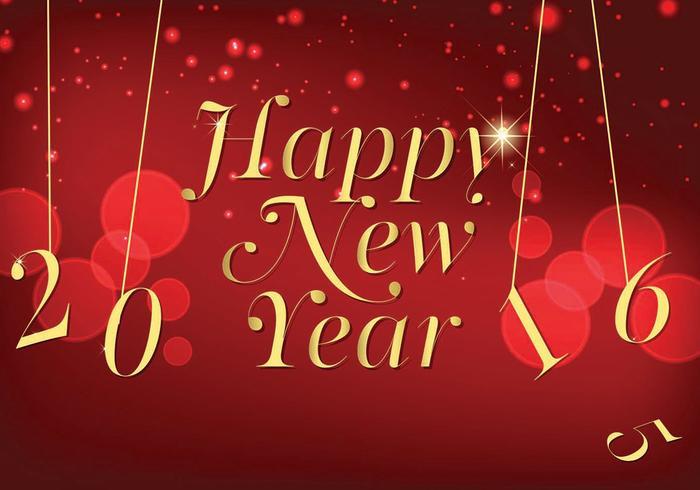 Royal new year greeting 2016