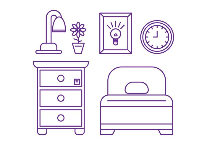 Free Kids Room Vector Icons #24