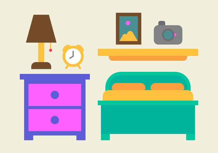 Free Kids Room Vector Icons #18