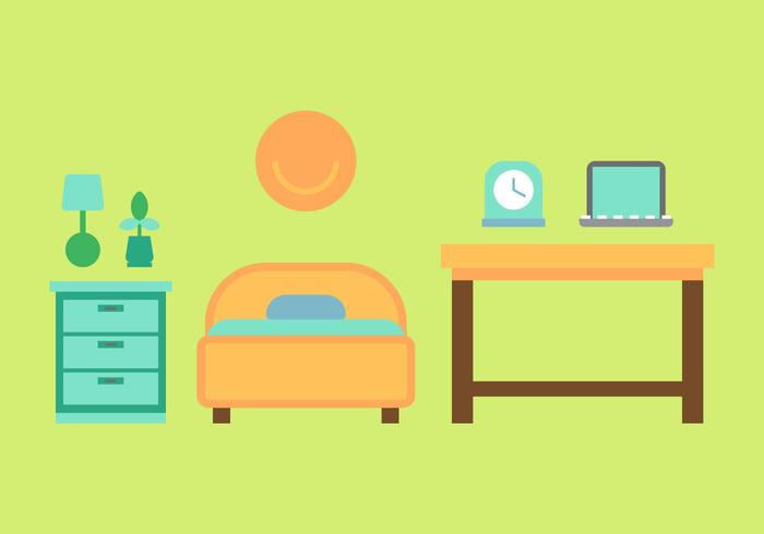 Free Kids Room Vector Icons # 21