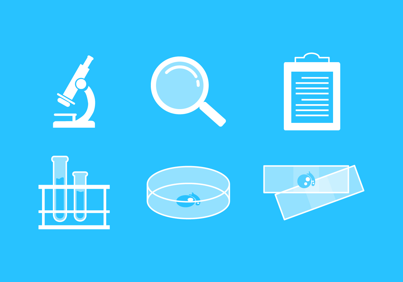 Vector Labs Icon Set Download Free Vector Art Stock