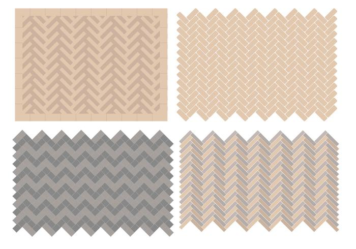 Herringbone Pattern Vector