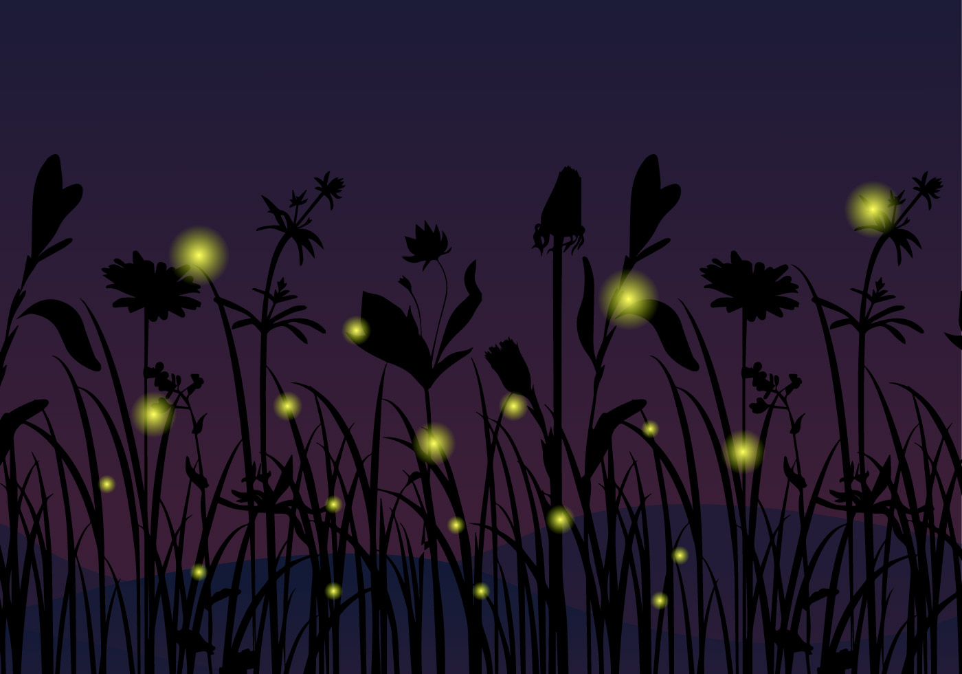 Firefly Vector - Download Free Vector Art, Stock Graphics & Images