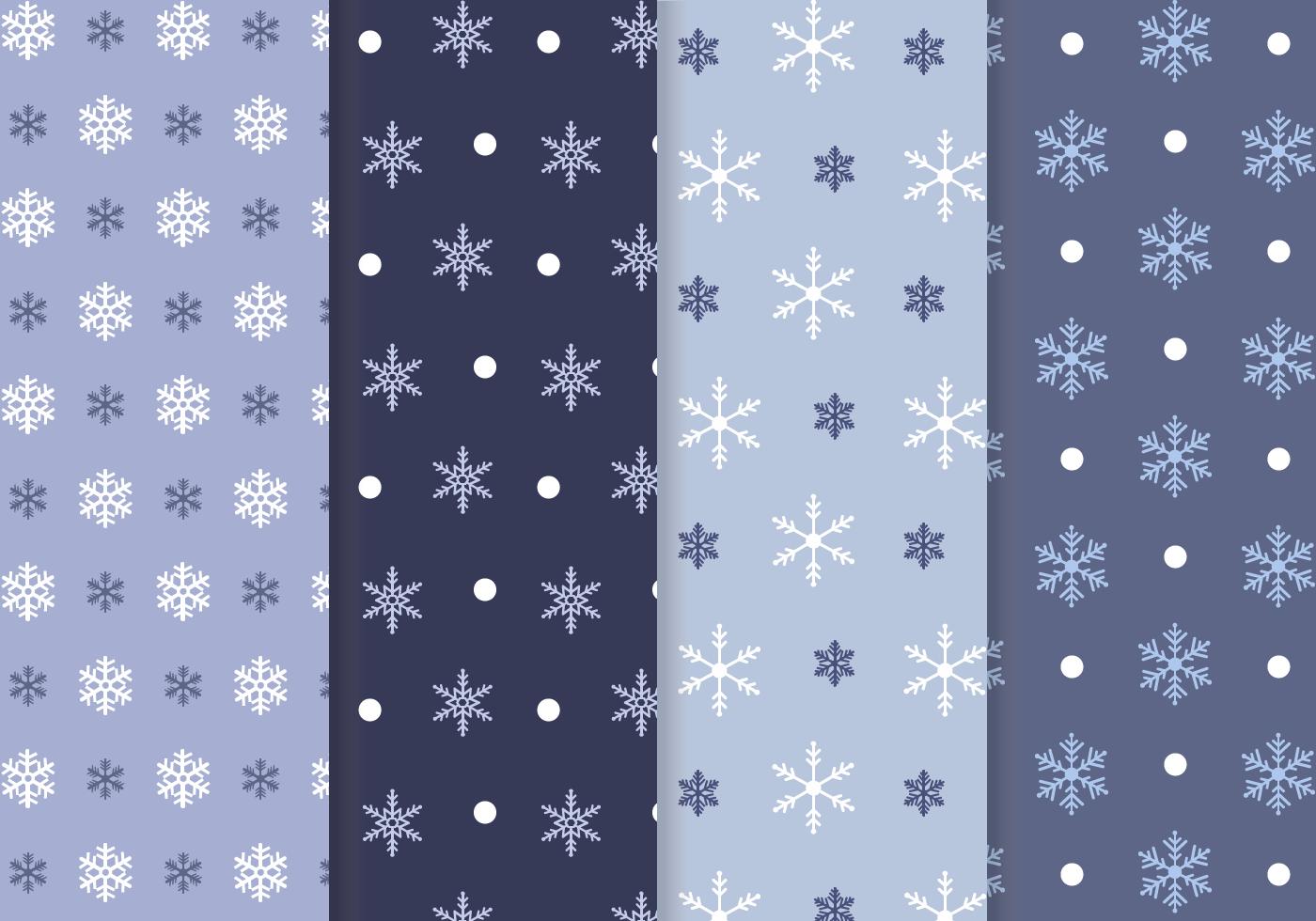 snow vector pattern - photo #9
