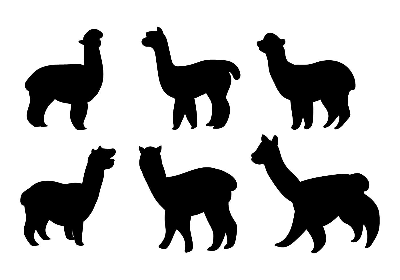 alpaca vector download free vector art  stock graphics clip art banners free images clip art banners and scrolls