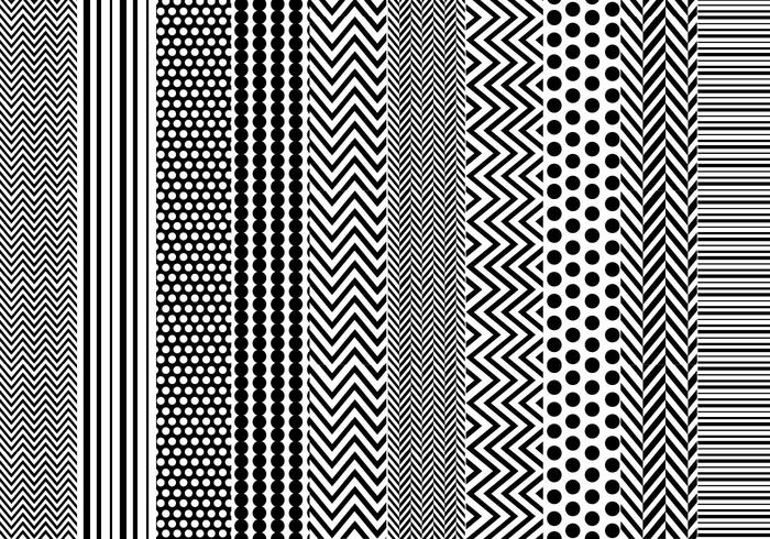 Simple Vector Line Art : Simple patterns vectors download free vector art stock