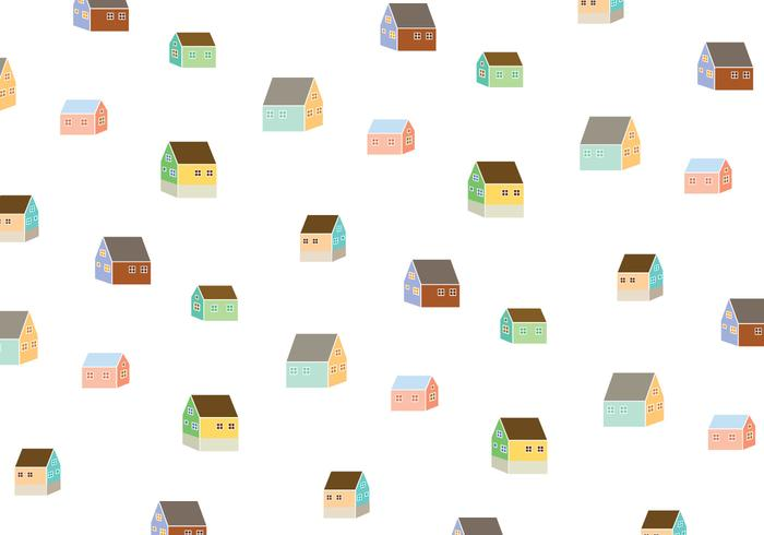 House pattern background download free vector art stock for House pattern