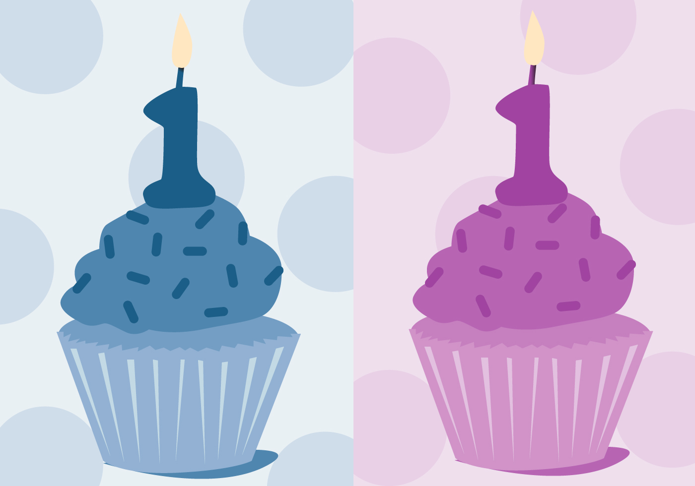 First Birthday Cake Free Vector Art 3146 Free Downloads