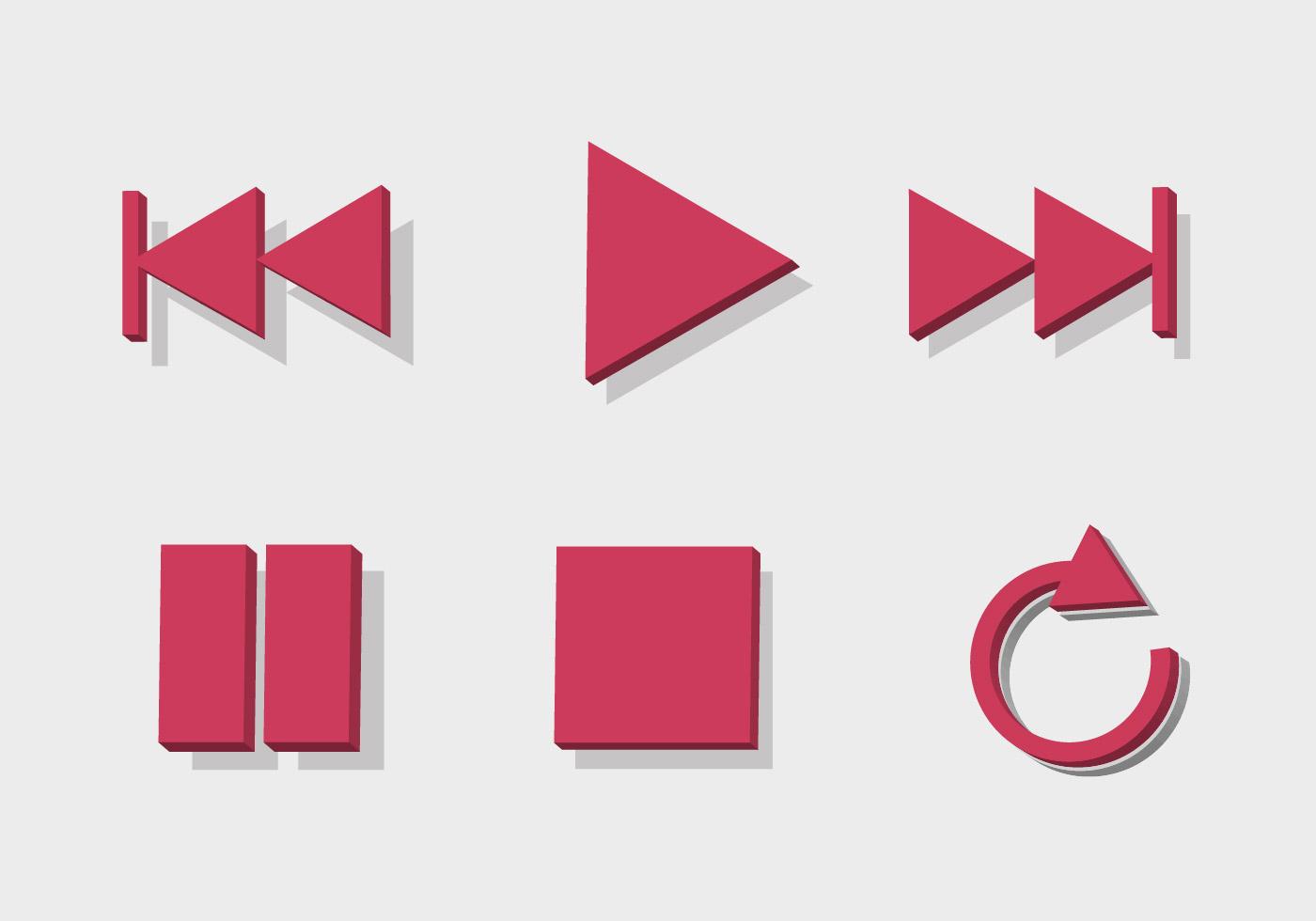Replay Vector - Download Free Vector Art, Stock Graphics ...