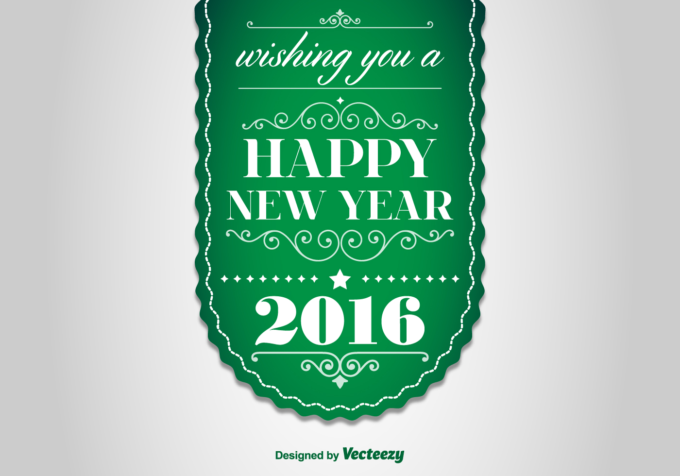 new year label free vector art 15281 free downloads
