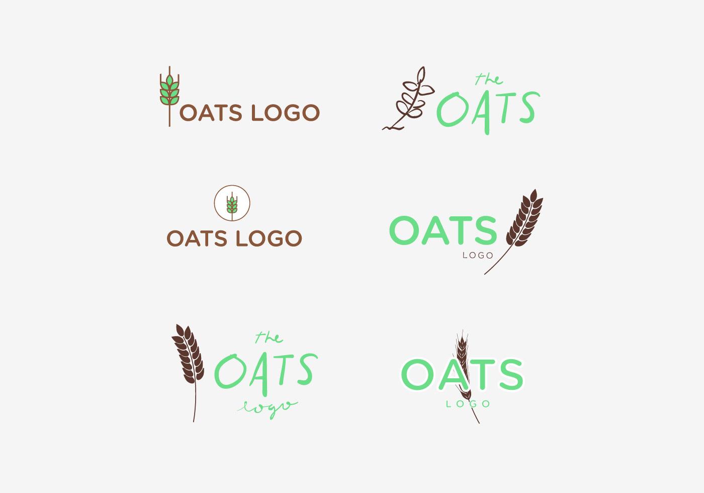 oats logo vector