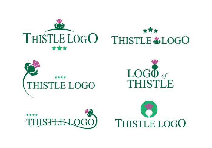 Thistle Logo Vector