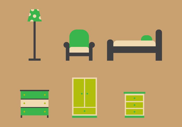 Free Kids Room Vector Icons #4