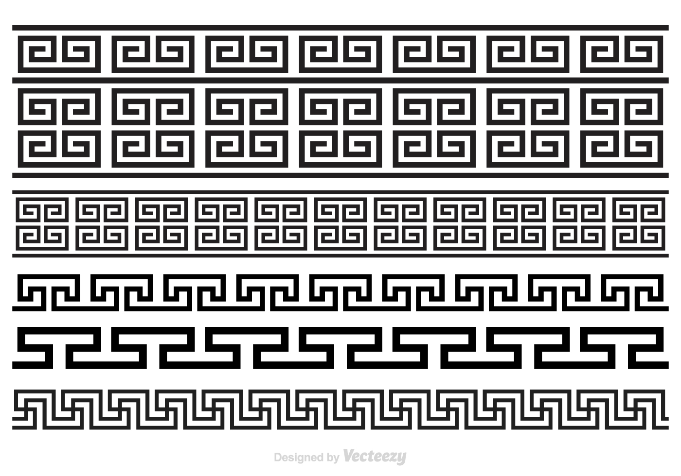 Free Greek Key Brushes Vector - Download Free Vector Art ...