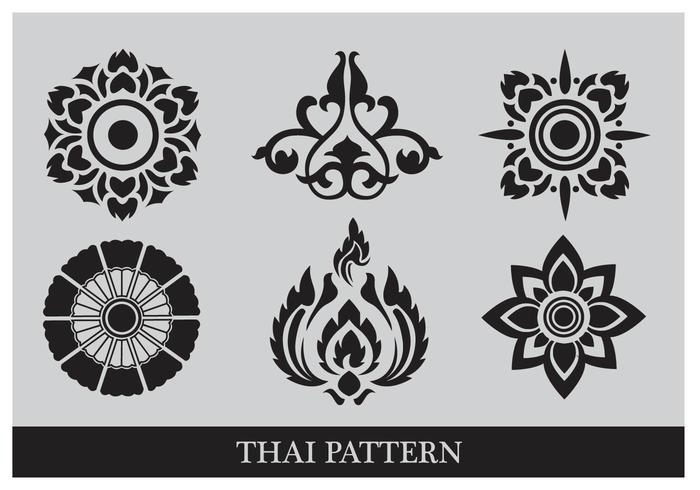 Thaise Patroon