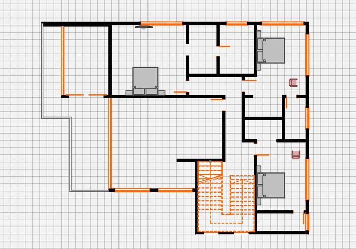 Free Floorplan Vector Download Free Vector Art Stock