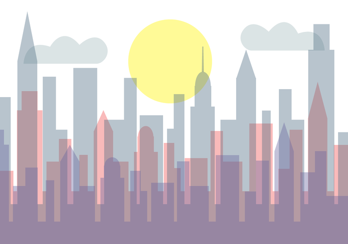 free cityscape vector download free vector art stock graphics rh vecteezy com free vector cityscape cityscape vector download