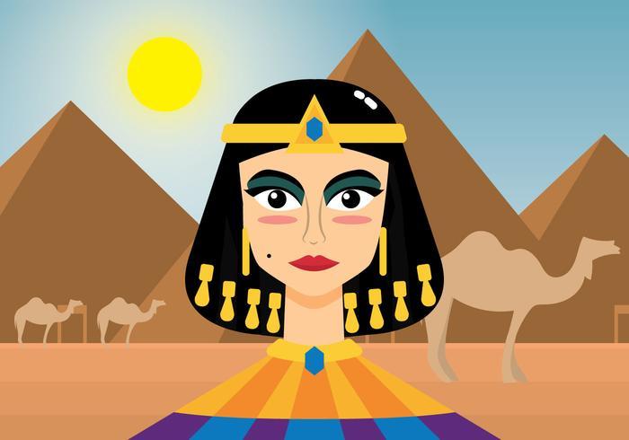 Cleopatra Vector
