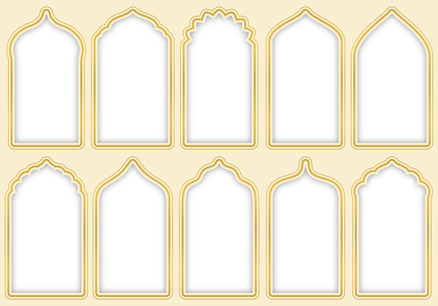 Morrocan Design Arabesque Gates Download Free Vector Art Stock Graphics