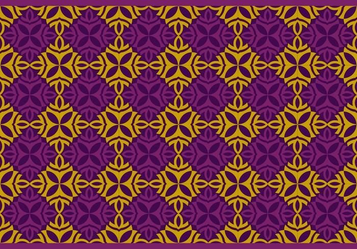 Seamless Thai Pattern Vector Background - Download Free Vector Art ...