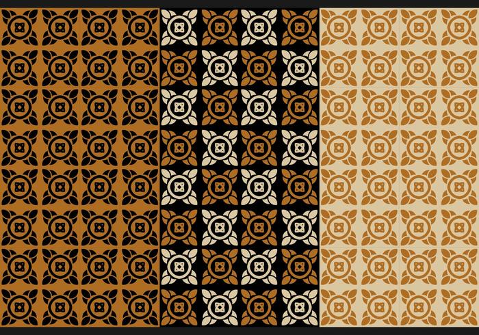 Free Thai Seamless Patterns