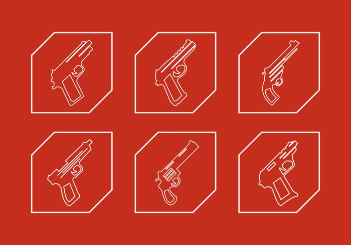 Vector Conjunto de Glocks
